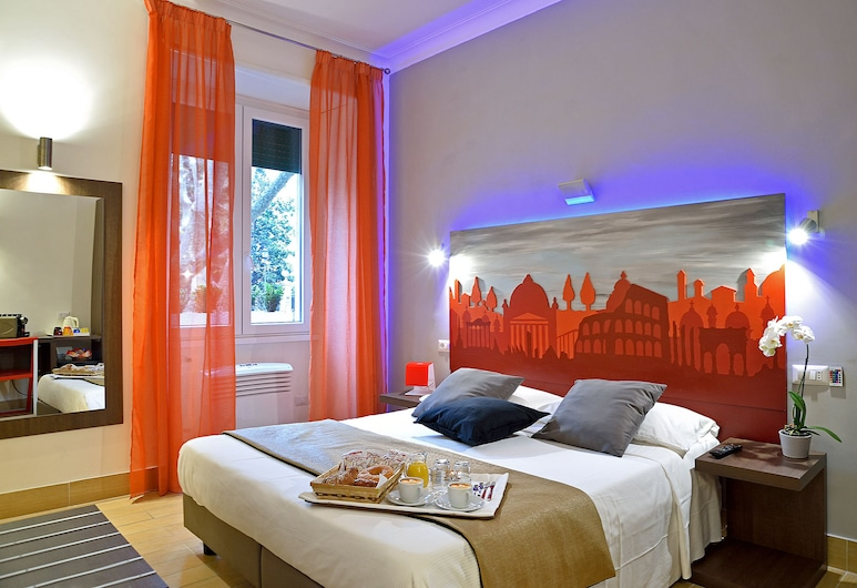 B&B 94Rooms Vatican Vigliena, Rome, Double or Twin Room, Guest Room