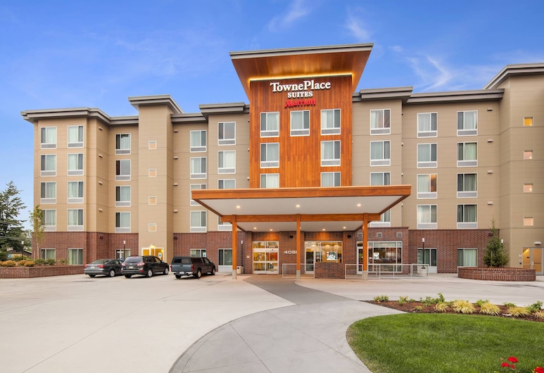 TownePlace Suites by Marriott Bellingham, בלינגהאם