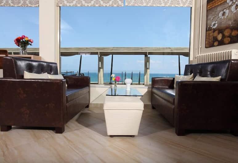 Ξενοδοχείο Κρόνος, Ηράκλειο, Καθιστικό στο λόμπι