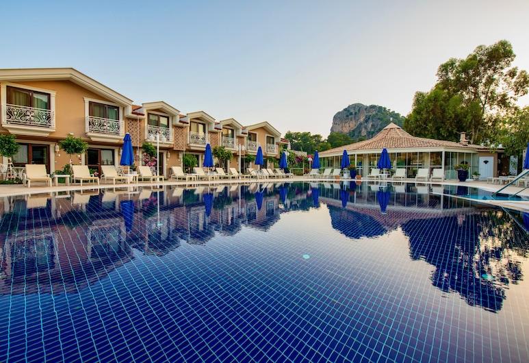Dalyan Resort SPA - Boutique Class, Ortaca, Välibassein