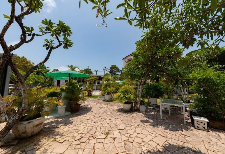 時光酒店, 蘇梅島, 花園