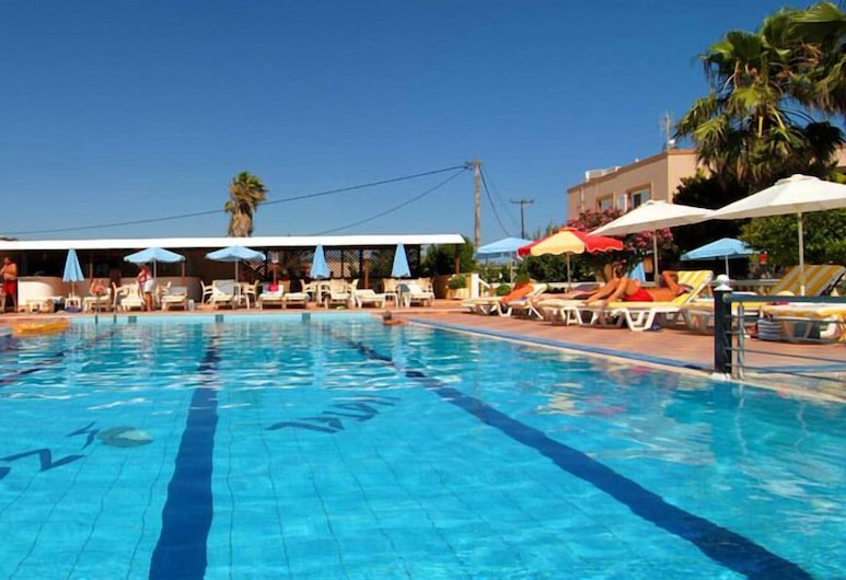 Zeus Hotel, Kos, Venkovní bazén