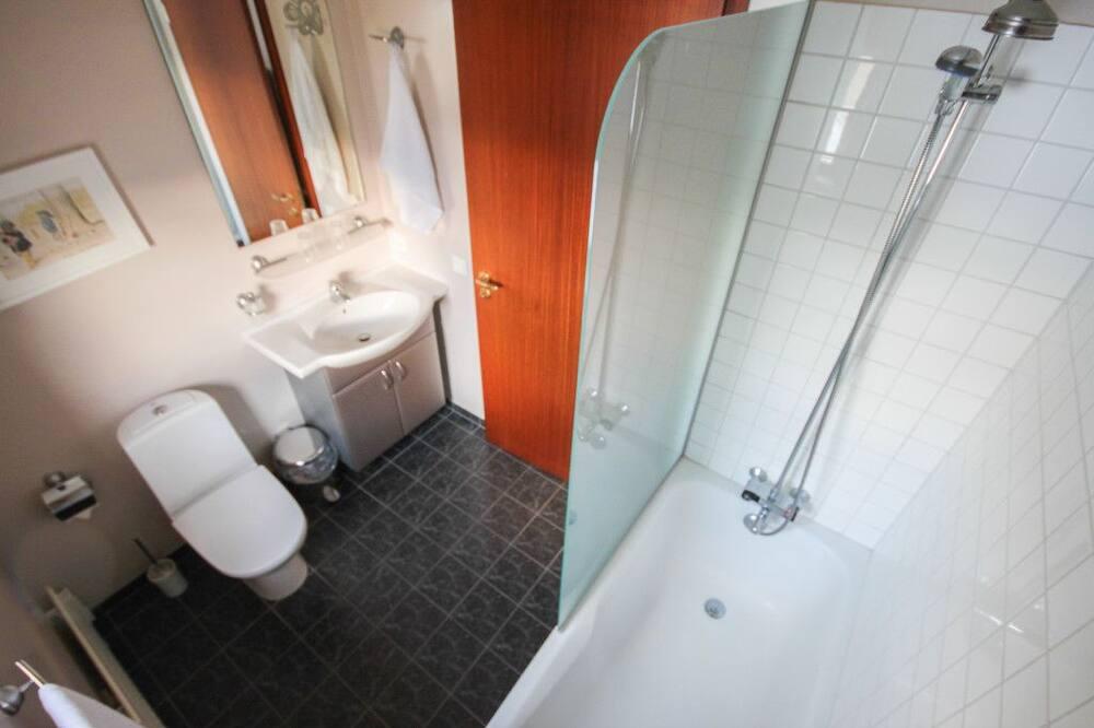 standartinis vienvietis kambarys - Vonios kambarys