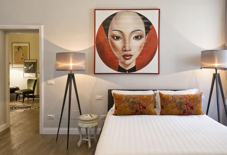 The Independent Suites, Rome, Executive Triple Room, Annex Building, Guest Room