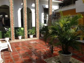 Mynd af Hotel Balcones de Bocagrande í Cartagena