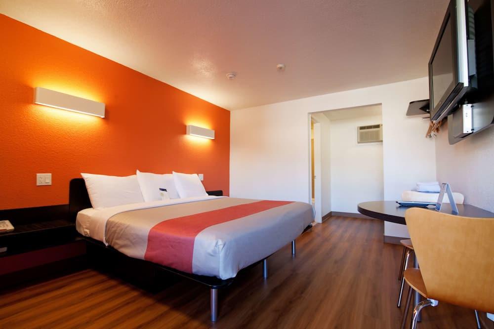標準客房, 1 張特大雙人床, 吸煙房 - 客房