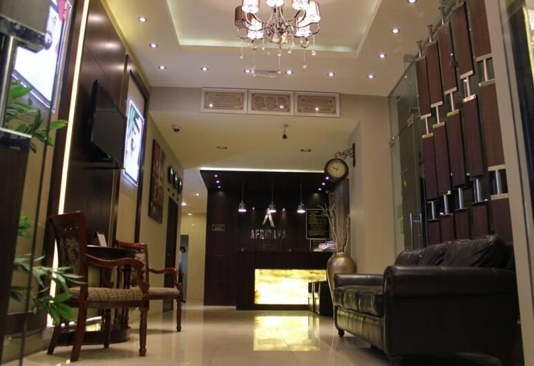 Africana Hotel, Dubai, Lobby