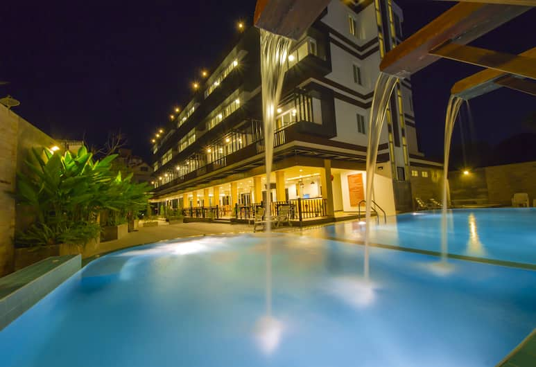 TH 海灘酒店, Hua Hin, 門廊