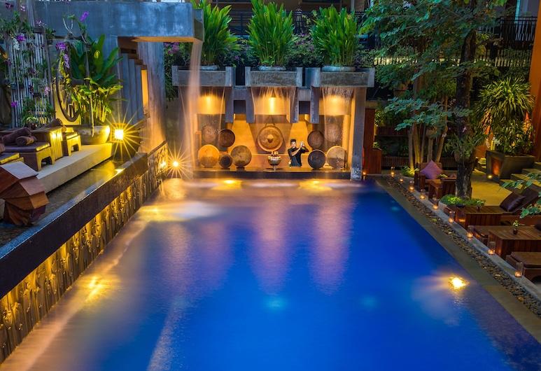 Golden Temple Residence, Siem Reap, Pool