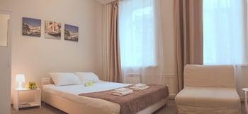 Bild vom Agios-Hotel in Moskau