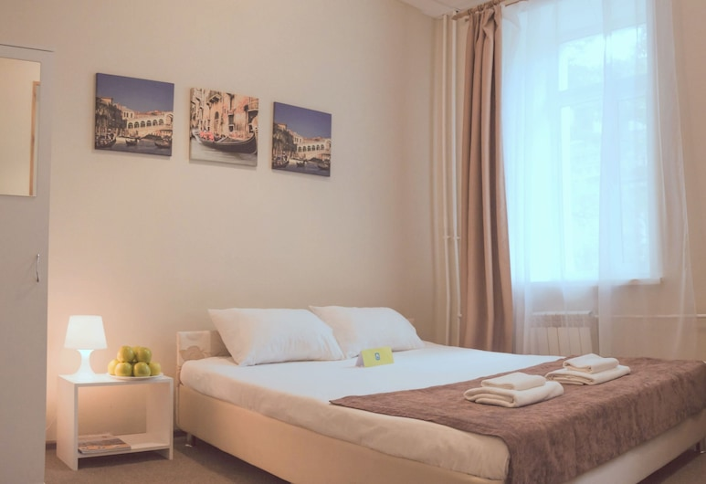 Agios-Hotel, Moscow, Superior Triple Room, Guest Room