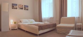 Moskwa — zdjęcie hotelu Agios-Hotel
