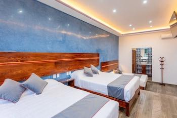 Bild vom Hotel Dos Lunas in Oaxaca