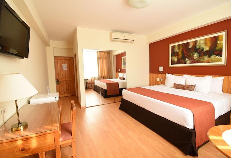 Qorianka Hotel, Lima, Chambre Double Exécutive, Chambre