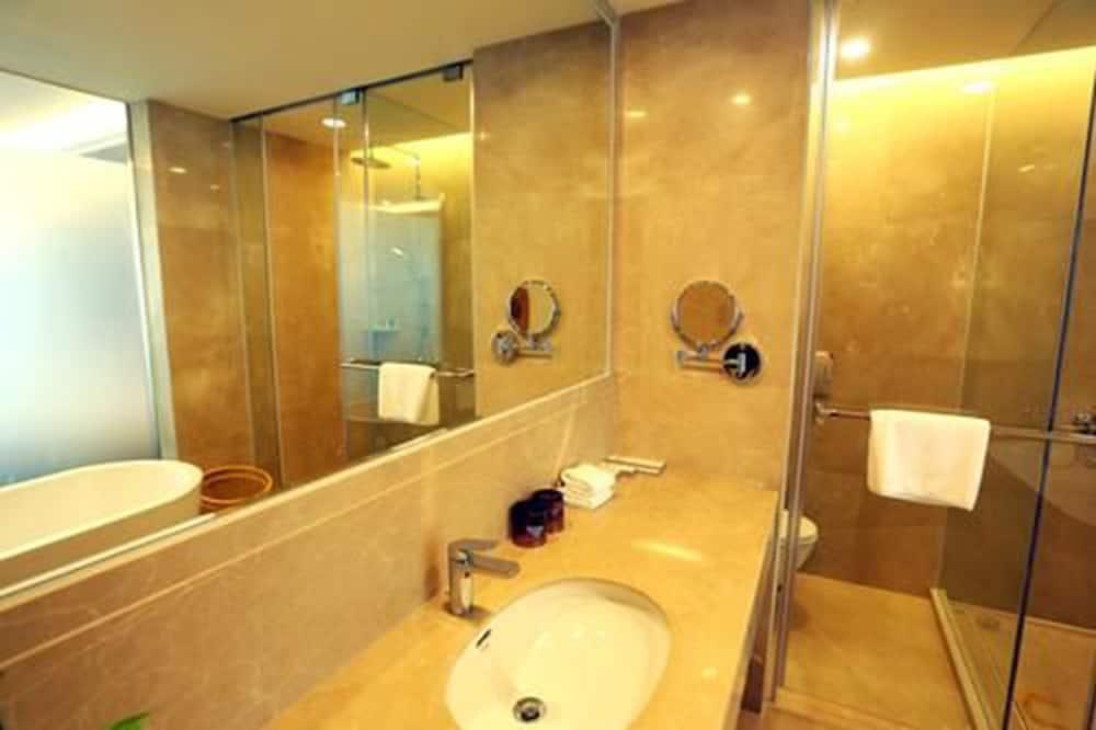 Deluxe Σουίτα - Μπάνιο