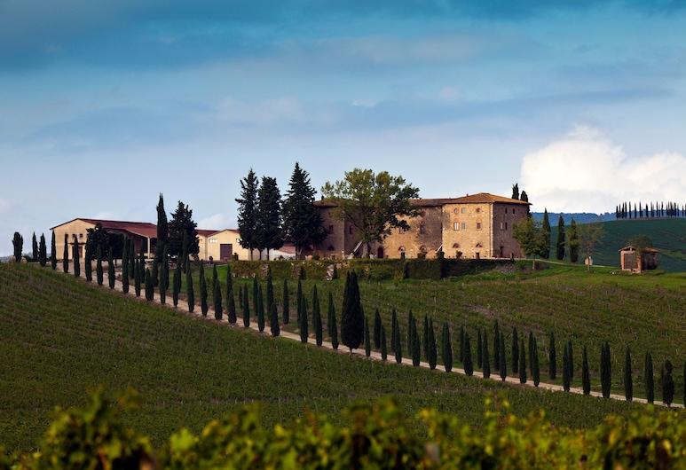 Casale Dello Sparviero, Castellina in Chianti, Pintu Masuk Hotel