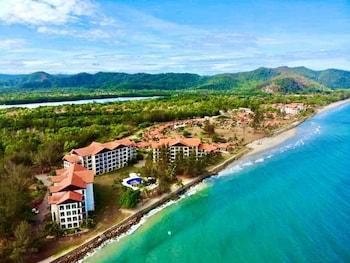 Φωτογραφία του Borneo Beach Villas, Κότα Κιναμπάλου