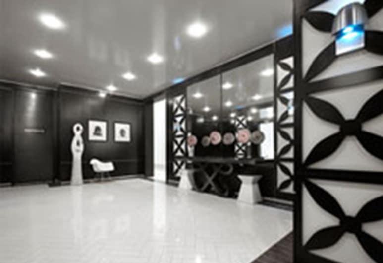 JJ Furnished Apartments Downtown Toronto: Element, Toronto, Vestíbulo