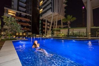 Image de   Arise Arena Apartments à South Brisbane