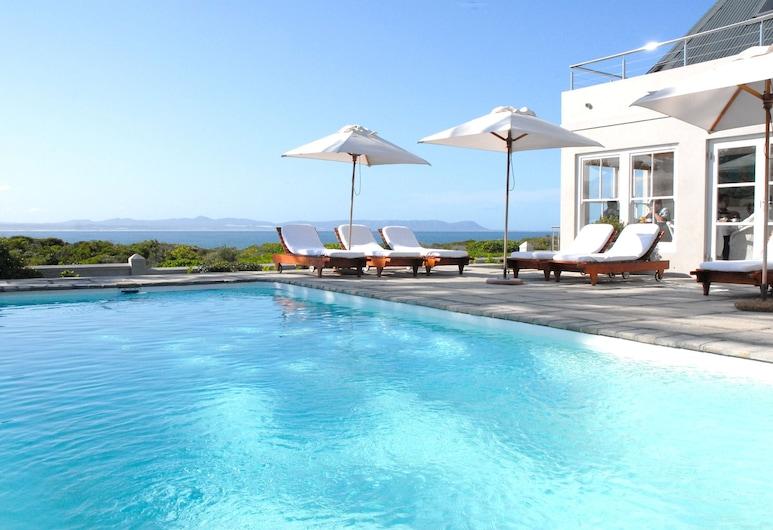 Ocean Eleven Guest House, Hermanus, Vonkajší bazén