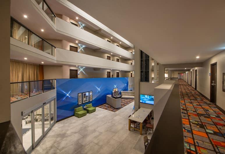 Holiday Inn Express & Suites San Antonio Medical-Six Flags, San Antonio, Infrastruktura wewnętrzna hotelu