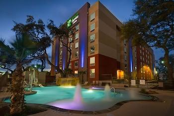 Nuotrauka: Holiday Inn Express & Suites San Antonio Medical-Six Flags, San Antonijas