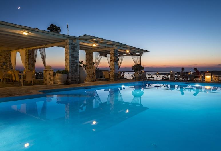 Sunset View Hotel, Paros, Outdoor Pool