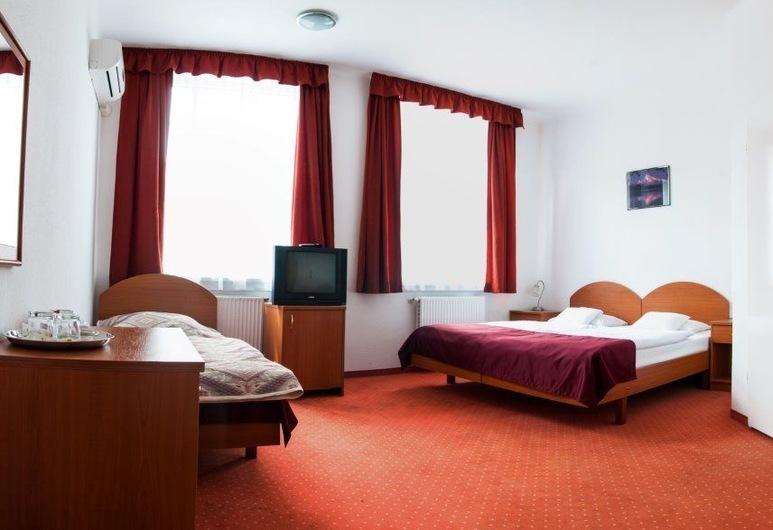 Broadway City Guesthouse, Budapešta, Trīsvietīgs numurs, Viesu numurs