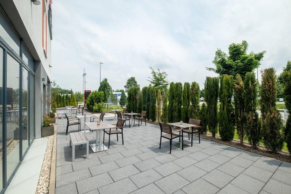 Comfort-Zimmer (Queen Air conditioned) - Terrasse/Patio