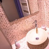 標準雙人房, 私人浴室, 湖景 (La chambre Marocaine) - 浴室