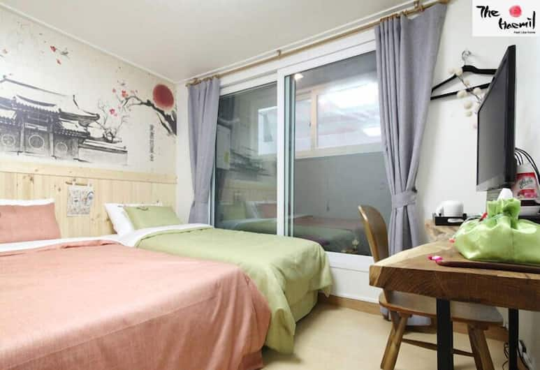 The Haemil Guesthouse, Seoul, Rom – family, Gjesterom