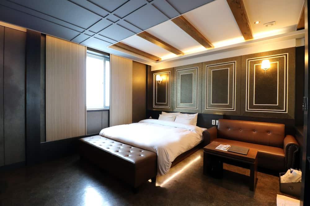 Dvojlôžková izba typu Deluxe (21:00 late check-in) - Hosťovská izba
