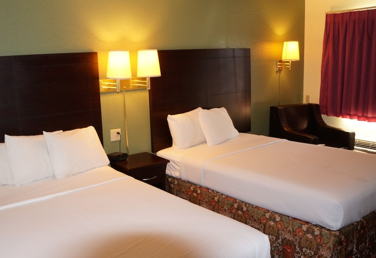 Regency Inn & Suites, Pittsburg, Standardní pokoj s dvojlůžkem, Pokoj