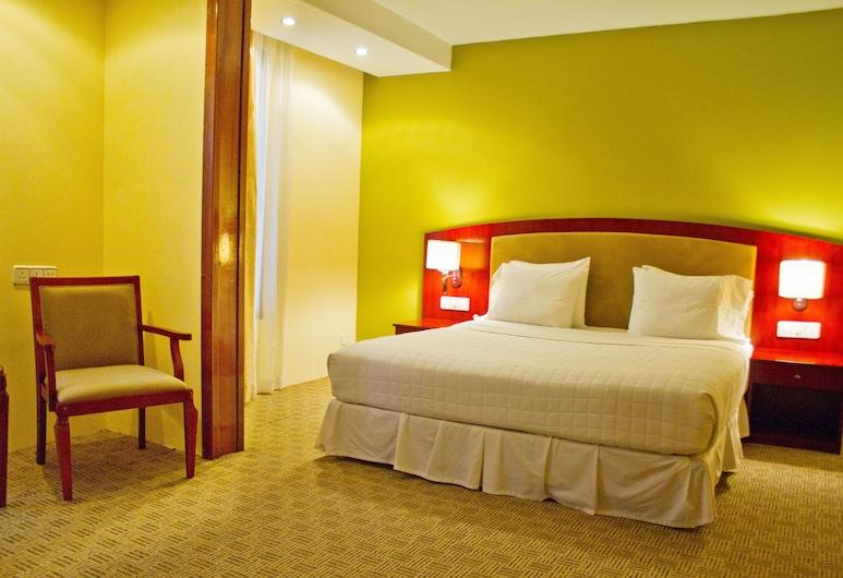 Servotel, Port-au-Prince, Suite, 1 King Bed, Guest Room