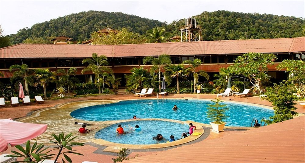 Pangkor Sandy Beach Resort Island