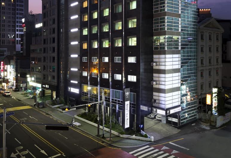 Stay 7 B&W Hotel, Busan, Pintu Masuk Hotel