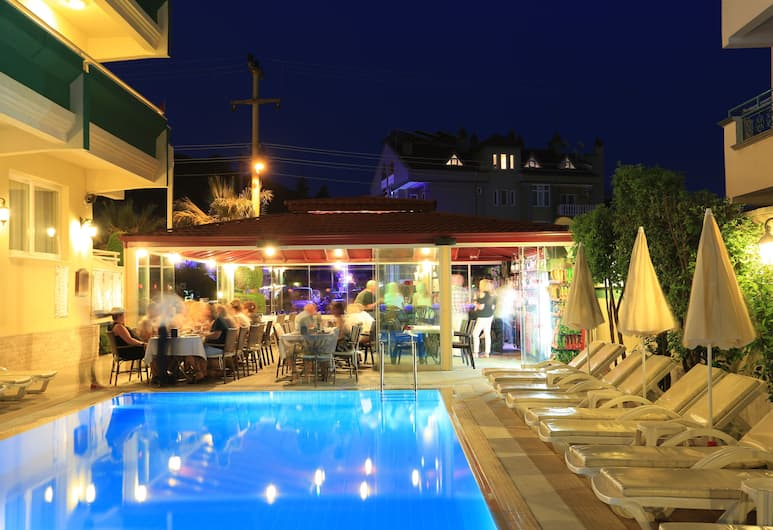 Amaris Apartments, Marmaris, Açık Yüzme Havuzu