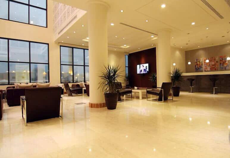 Rafa Homes, Riyadh, Lobby