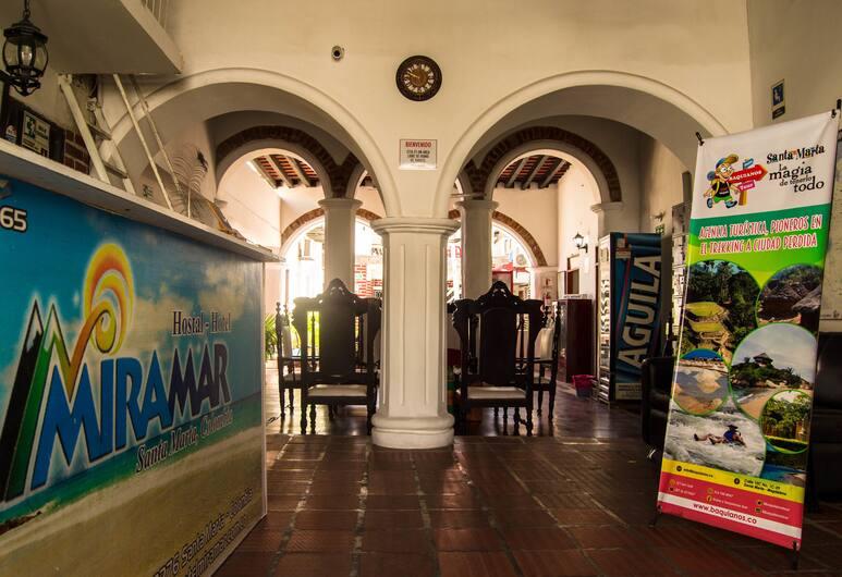 Hotel Miramar, Santa Marta