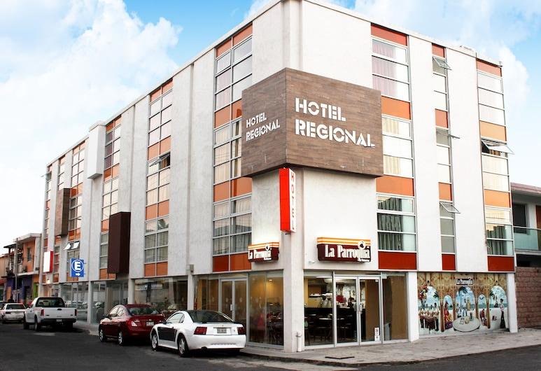 EMS 區域酒店, 維拉克魯斯, 酒店正面