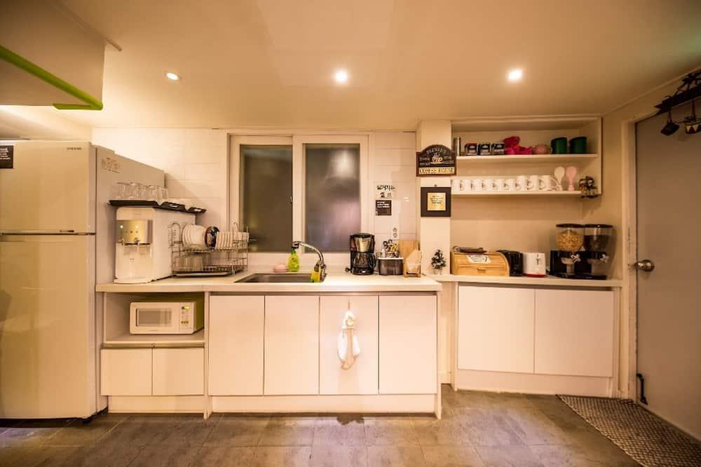 Jednolôžková izba - Spoločná kuchyňa