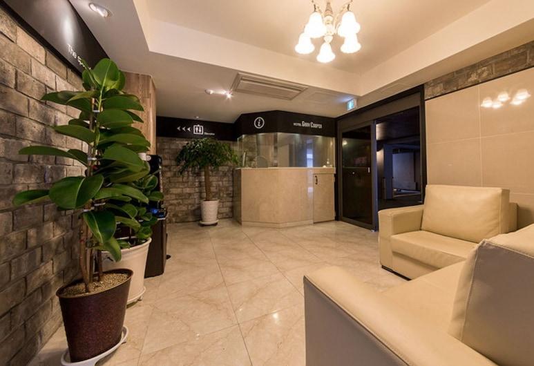 Gary Cooper Hotel, Busan, Recepcia
