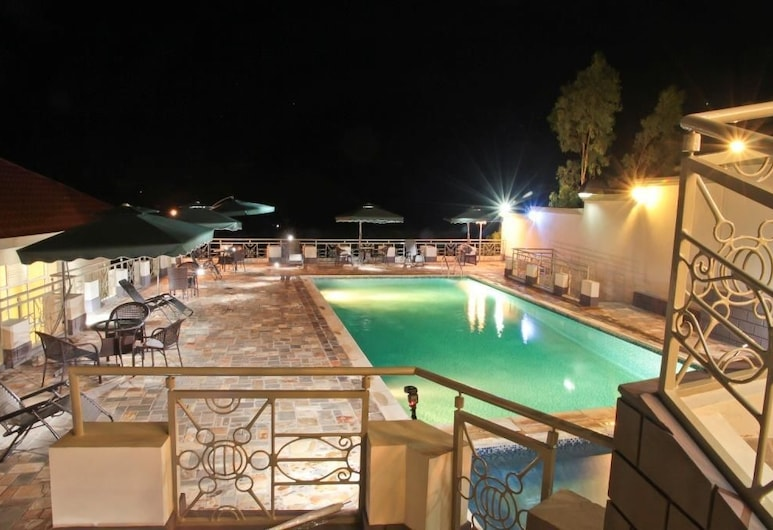 New Agena Hotel, Bujumbura, Outdoor Pool