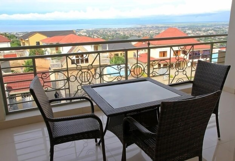 New Agena Hotel, Bujumbura, Rõdu