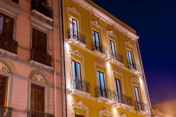 Selline näeb välja Hotel Flora, Cagliari