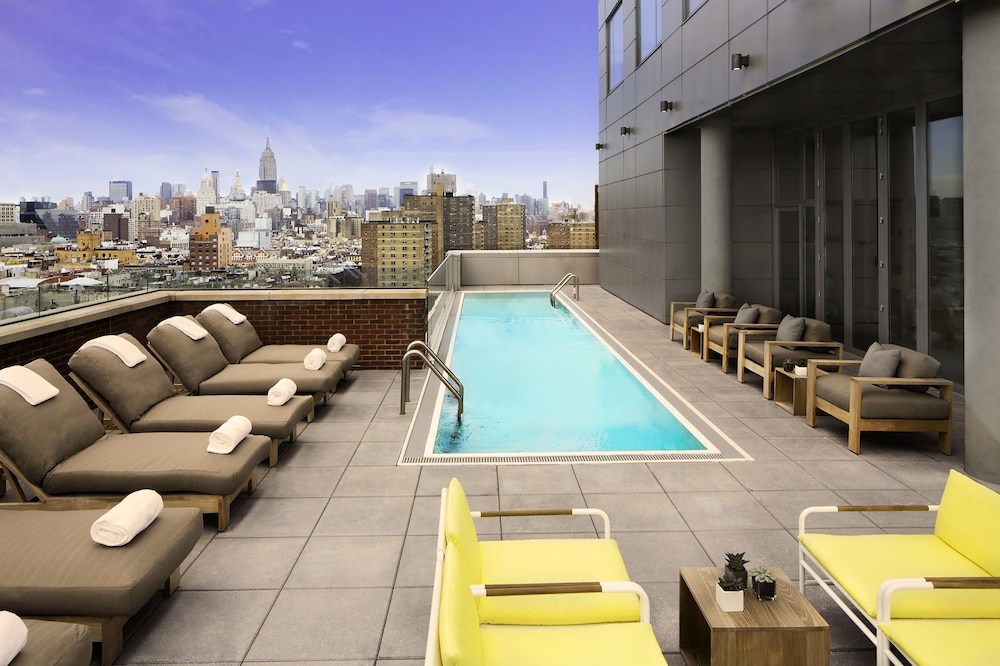 Hotel Indigo Lower East Side New York Pool