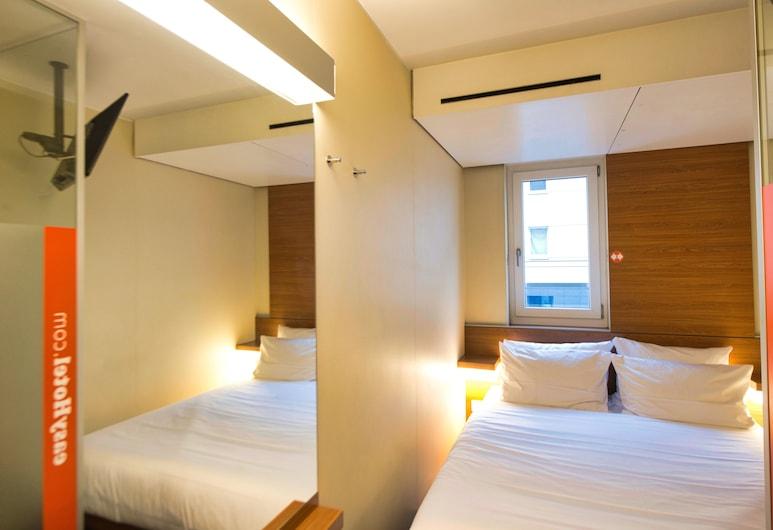 easyHotel Berlin Hackescher Markt, Berlín, Habitación doble estándar, Habitación