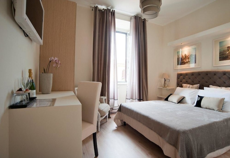Iulia Guest House, Rome, Superior Double Room, Guest Room
