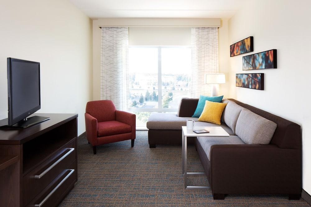 Suite, 1 Bedroom, Non Smoking - Ruang Tamu
