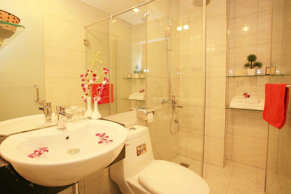 蜜月套房 - 浴室